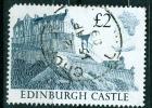 Great Britain 1988 2 Pound Edinburgh Castle Issue #1232 - 1952-.... (Elizabeth II)