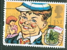 Great Britain 1993 1st Just William Issue #1481 - 1952-.... (Elizabeth II)