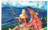 US-413   Fishing At Hawaii - Pesca