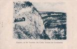Chemin De Fer Ste Croix-Yverdon, Train Au Tunnel De Cavatannaz (AD 19) - VD Waadt