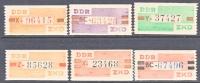 DDR V-X  ** - [6] Democratic Republic