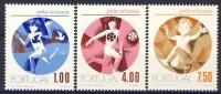 #Portugal 1973. YOUTH. Michel 1206-08. MNH(**) - 1910-... Republic