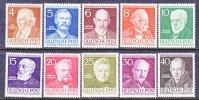 Berlin 9N 84-93  ** - Unused Stamps