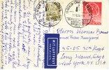 Berlin Postal Card  DEUTSCHE INDUSTRIE  AUSSTELLUNG  1950 To U.S.A. - [5] Berlin