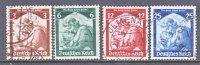 Germany  448-51  (o) - Germany