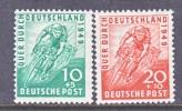 Germany  B 304-5  **  BICYCLE RACING - [7] Federal Republic