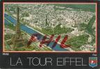 """""""Paris Et Ses Merveilles"""" - La Tour Eiffel, Ref 1107-544 - Tour Eiffel"""