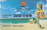 RCI - THE WORLD'S PREMIER EXCHANGE COMPANY - MEMBERSHIP - - Carte Di Credito (scadenza Min. 10 Anni)
