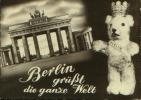 BERLIN GRUSST DIE GANZE WELT 1959 - Porte De Brandebourg