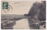 CPA - DIZY (Marne) - Le Canal - Non Classés