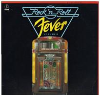 * LP *  ROCK 'N' ROLL FEVER Volume II - Various Artists - Compilaties