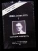 Salvador Estrem I Fa: Obres Completes. Centenari 1893-1993. Volum I: 1893-1936. (poesia Catalana Falset) - Poesía