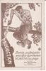 """CPA ANTI GREVE DE L´UNION DES INTERETS ECONOMIQUES (DESSIN OUVRIER AVEC SA SCIE """"GREVE"""" FAISANT CHUTER LA PRODUCTION) - Grèves"""