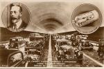 Mersey Tunnel, Liverpool & Birkenhead, Opened By King George 5th. Unused Card. - Liverpool