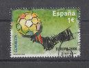 Spagna   -     2008.  European Football Championships. Rare, From Sheet - Europei Di Calcio (UEFA)