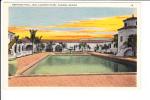Swimming Pool Agua Caliente Hotel Tijuana Mexico - Mexique