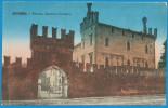 CARTE POSTALE THIENE ENTRATA CASTELLO COLLEONI - Vicenza