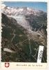 Grimsel Furka Cols Alpestre Et Le Glacier Du Rhone - Suisse