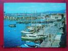 V6-83-var-toulon-le Port-perpective Sur La Prefecture Maritime -bateaux -voiliers'aneme - Toulon