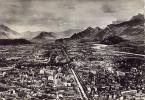 Grenoble Vue Générale Montagnes Du Vercors Et Trièves - Grenoble