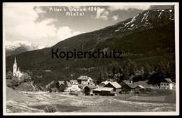 ALTE POSTKARTE PILLER BEI WENNS Imsterberg Arzl Jerzens Zams Fließ Schönwies PITZTAL AK Ansichtskarte Cpa Postcard - Pitztal
