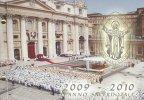 Vatican 2009 - 2010 - 2 Euro Commémorative Dans Enveloppe Numismatique - Année Sacerdotale  (ref  : Piece 028) - Vatican