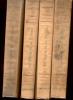 LA CIENCIA DE LA HISTORIA 4 Vols. Ed. Patria. México D.F. 1948. I.-538pp. II.-456pp. III.-471pp. IV.-601pp. 24 X 18 Cm. - Religion & Occult Sciences