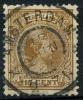 Pays Bas (1891) N 39 Obt