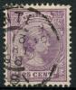 Pays Bas (1891) N 42 Obt
