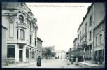 CPA.  CHAZELLES-SUR-LYON.  Boulevard Du Midi. - France