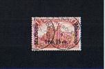 Deutsche Post In Marokko 1900 Michel-Nr.16 II B Gestempelt Und  Geprüft - Offices: Morocco