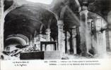 17671      Belgio,   Ypres,  Interieur  Des  Halles  Apres  Le  Bombardement,  La  Guerre  1914-15,  NV  (scritta) - Ieper