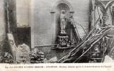 17672      Belgio,   La  Grande Guerre  1914-1916,  Dixmude,  Madone  Intacte Apres Le  Bombardement  NV  (scritta) - Diksmuide