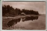 Angus - Monikie, In The Grounds- Real Photo Postcard 1914 - Angus
