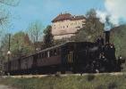 CARTE POSTALE  TRAIN - Maximumkarten (MC)