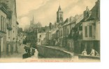 AMIENS -  Un Coin Du Vieil Amiens ( Animée) 1916 Dép80 - Amiens
