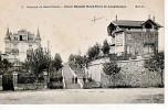 92 SAINT CLOUD Coteaux Grand Escalier Rond Point De Longchamps Cpa Animée - Saint Cloud