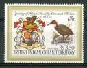 1971 British Oceano Indiano Uccelli Birds Vogel Oiseaux Set MNH** Pa11 - Territorio Britannico Dell'Oceano Indiano