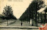 N°13671 -cpa Corbeil -les Allées De Saint Jean- - Corbeil Essonnes