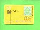 BOSNIA AND HERZOGOVINA - Chip Phonecard As Scan - Bosnia