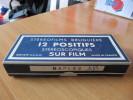 Stereofilms BRUGUIERE 12 POSITIFS -  NAPLES - Stereoscopio