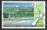 New Zélande N° YVERT  1551  OBLITERE - New Zealand