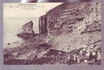 22 - CAP-FREHEL - LES FALAISES - POINTE DU JUS - LE ROCHER DE LA BLANCHE - ANIMEE - (0807/6403) - Francia