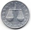 ITALIA 1 LIRA 1955 - 1946-… : Repubblica