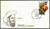 CUBA HABANA 1989 - XXX ANIVERSARIO DESAPARICION DE CAMILO CIENFUEGOS - FDC - Non Classificati
