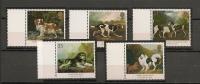 UK - 1991 DOGS  - SG 1531/5 - Yvert  1511/5 -  MNH - Sin Clasificación