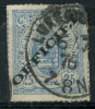 Luxembourg (1878) Service N 6 Obt 2ieme Choix - Officials