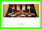 HONG KONG, CHINA - HOTEL, THE PENINSULA - THE DINING ROOM - DIMENSION 12X19 Cm - - Chine (Hong Kong)