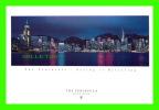 HONG KONG, CHINA - HOTEL, THE PENINSULA - VIEW OF THE TOWN - DIMENSION 12X19 Cm - - Chine (Hong Kong)