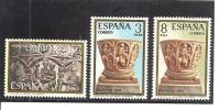 España/Spain-(MNH/**) - Edifil  2217-19 - Yvert  1872-74. - 1931-Hoy: 2ª República - ... Juan Carlos I